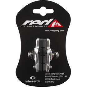 Red Cycling Products PRO Cartridge Road Brake Shoes 55 mm